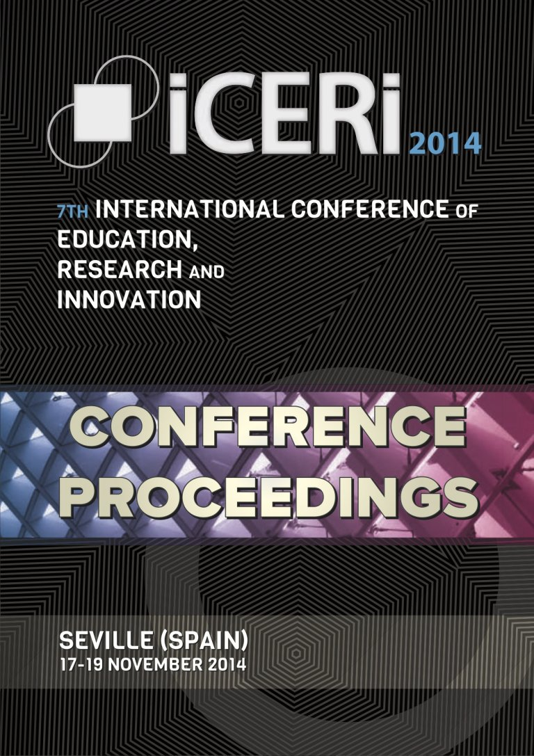 ICERI 2014 Conference