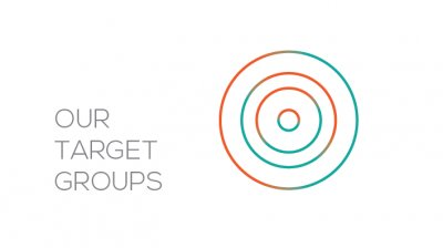Our target groups