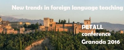 New Trends in Foreign Language Teaching -  PETALL International Conference